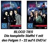 Blood Ties - Komplette Serie Folgen 01-22 (6 DVDs) -