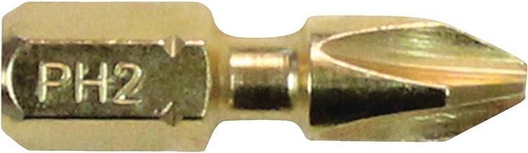 Makita B-34958 Impact Gold #2 Phillips Insert Bit, 15/Pk