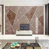 3D壁紙ポスター幾何学的な線カスタム大規模な壁紙の壁紙3Dテレビの背景リビングルームの写真の壁紙3Dルームの壁紙-140X100cm(55 x 39インチ)