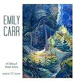 Emily Carr Calendrier 2021 Wall Calendar