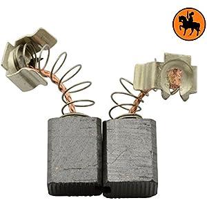 Escobillas de Carbón para BLACK & DECKER KD985 taladro — ?x?x?mm — 0.0×0.0x0.0»