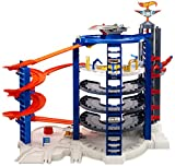 Hot Wheels Super Ultimate Garage, garaje para coches de juguete (Mattel FDF25)