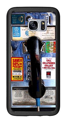 Münzfernsprecher Für Samsung Galaxy S7Edge G935Case Cover von Atomic Markt