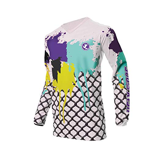 Uglyfrog 2020-2021 New Mens Outdoor Sports Winter Colod Wear with Fleece Cycling MTB Jerseys Downhill Bike Jersey Mountain Bike Clothing