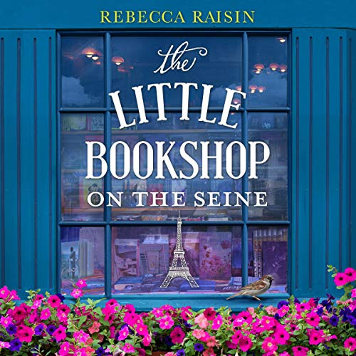 The Little Bookshop on the Seine cover art
