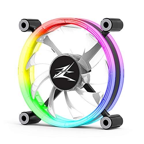 Zalman ZM-Lf120 Premium LED-Ventilator (120 mm)