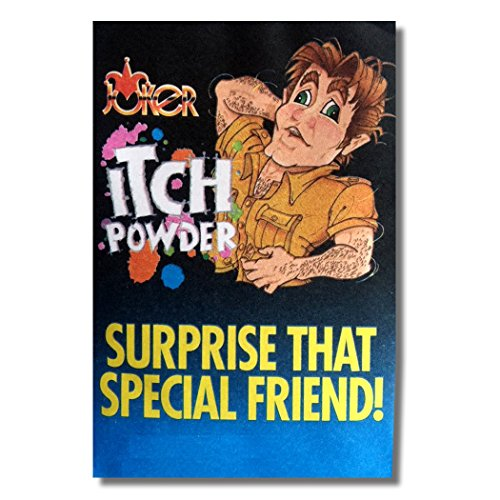 Itching Powder by Funnyman products