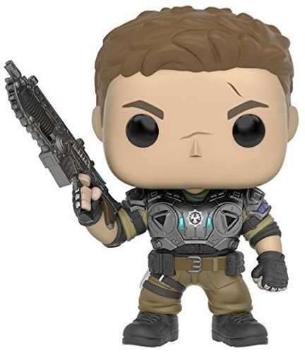 Funko - 10636 - Children Kids - POP Games - Gears Of War - Armored JD Fenix