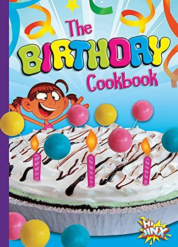 The Birthday Cookbook (Holiday Recipe Box)