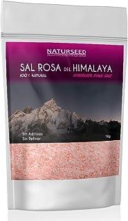 NATURSEED - Sal Rosa del Himalaya Fina -1kg - 100% natural