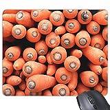 Fresh Vagetable carottes Photo Photographie en caoutchouc antidérapant Tapis de...