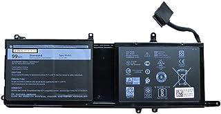 新品 互換 電池 Dell 9NJM1 適用する Dell 17 R4 R5 ALIENWARE 15 R3 P31E P69F 9NJM1ノートパソコン交換用バッテー 99Wh 11.4V