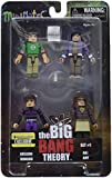 The Big Bang Theory Minimates Set 1