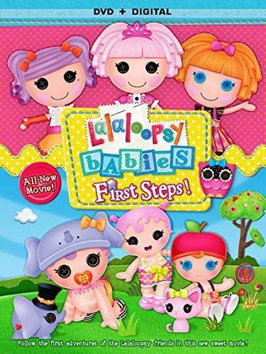 Lalaloopsy Babies: First Steps [Edizione: Stati Uniti] [USA] [DVD]