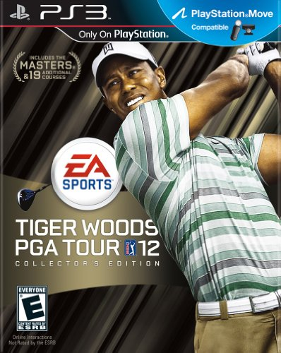 Tiger Woods PGA TOUR 12: Collectors Edition - Playstation 3