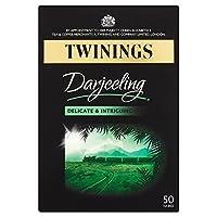 トワイニングティーバッグ50パックあたりのダージリン - Twinings Darjeeling Tea Bags 50 per pack [並行輸入品]