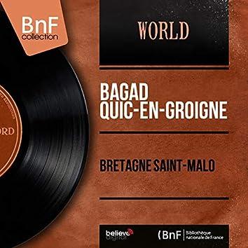 Bretagne Saint-Malo (Mono Version)
