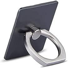 FYLINA Einfache drehbare Anti-Drop-Handy Flache Quadratische Ringhalterung