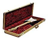 Fender Tweed Deluxe Strat/Tele Hardcase (with Red Interior)