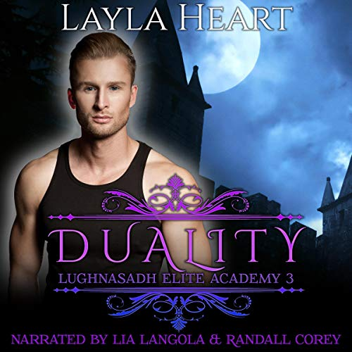Duality Audiobook By Layla Heart cover art