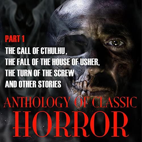 『Anthology of Classic Horror - Part 1』のカバーアート