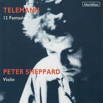 Telemann: 12 Fantasias for Violin without Bass