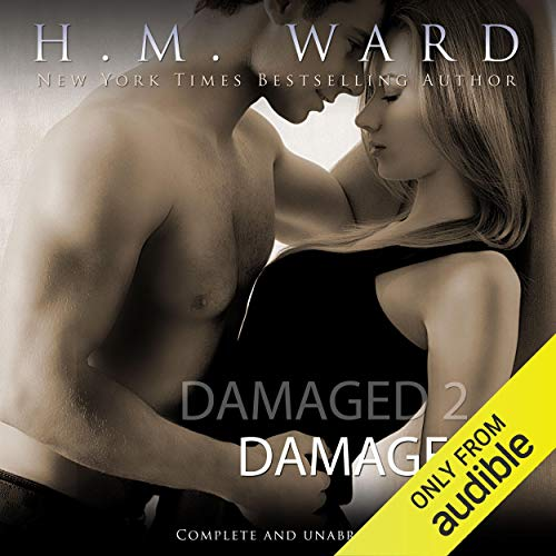 Damaged 2 audiobook cover art