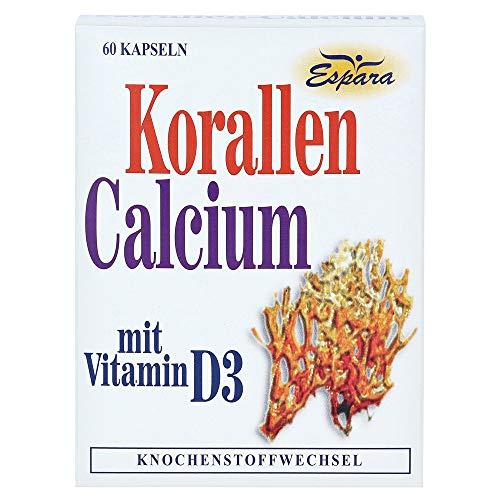 Espara Korallen-Calcium Kapseln 60St.