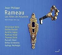 Jean-Philippe Rameau: Les Fetes de Polymnie by Aurelia Legay