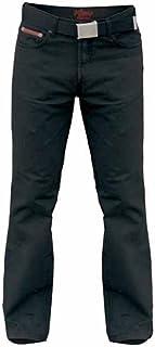 Duke London メンズ マリオ ビッグ トール キングサイズ ベッドフォードコード ジーンズ ベルト付き