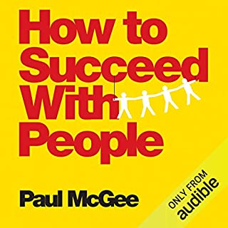 How to Succeed with People audiobook cover art