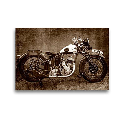 CALVENDO Premium Textil-Leinwand 45 x 30 cm Quer-Format OD TS 50, Leinwanddruck von Gabi Siebenhühner