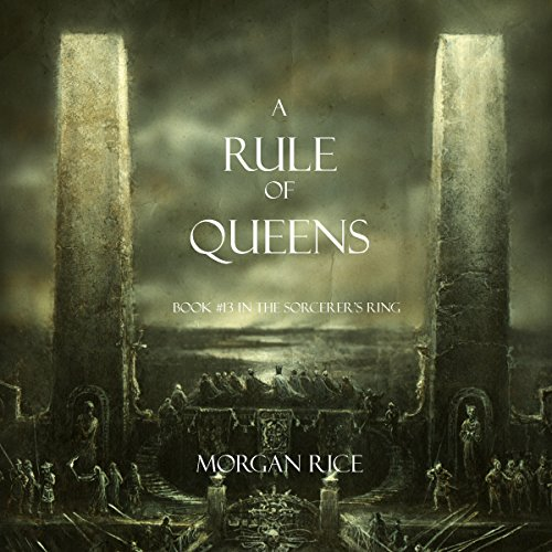 A Rule of Queens audiobook cover art