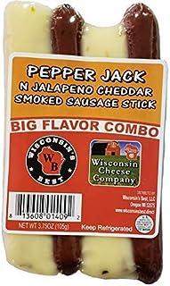 3.75oz. Pepper Jack N Stick Big Combo Packs 12CT
