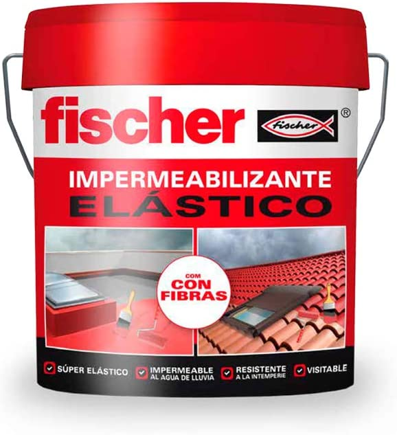 Fischer – Waterproofing 4 L Large discharge sale shopping with White Uni Fibres Bottle