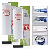 Super leader 2 pack Aluminum Can Compactor,16 oz Metal Can Crusher/Smasher, Crushes Soda Cans,Heavy Duty Metal Wall Mounted Soda Smasher – Eco-Friendly Recycling Tool (2pcs white)