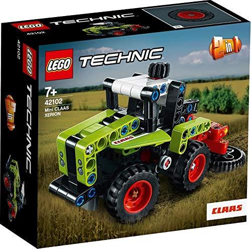 wow Lego® Technic Mini CLAAS XERION, ab 7 Jahre