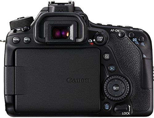 Canon EOS 80D Kit Test - 2