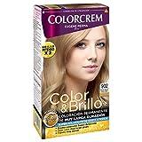 Colorcrem Color & Brillo Tinte Capilar Naturales Intensos Color Rubio Extra-Claro Miel