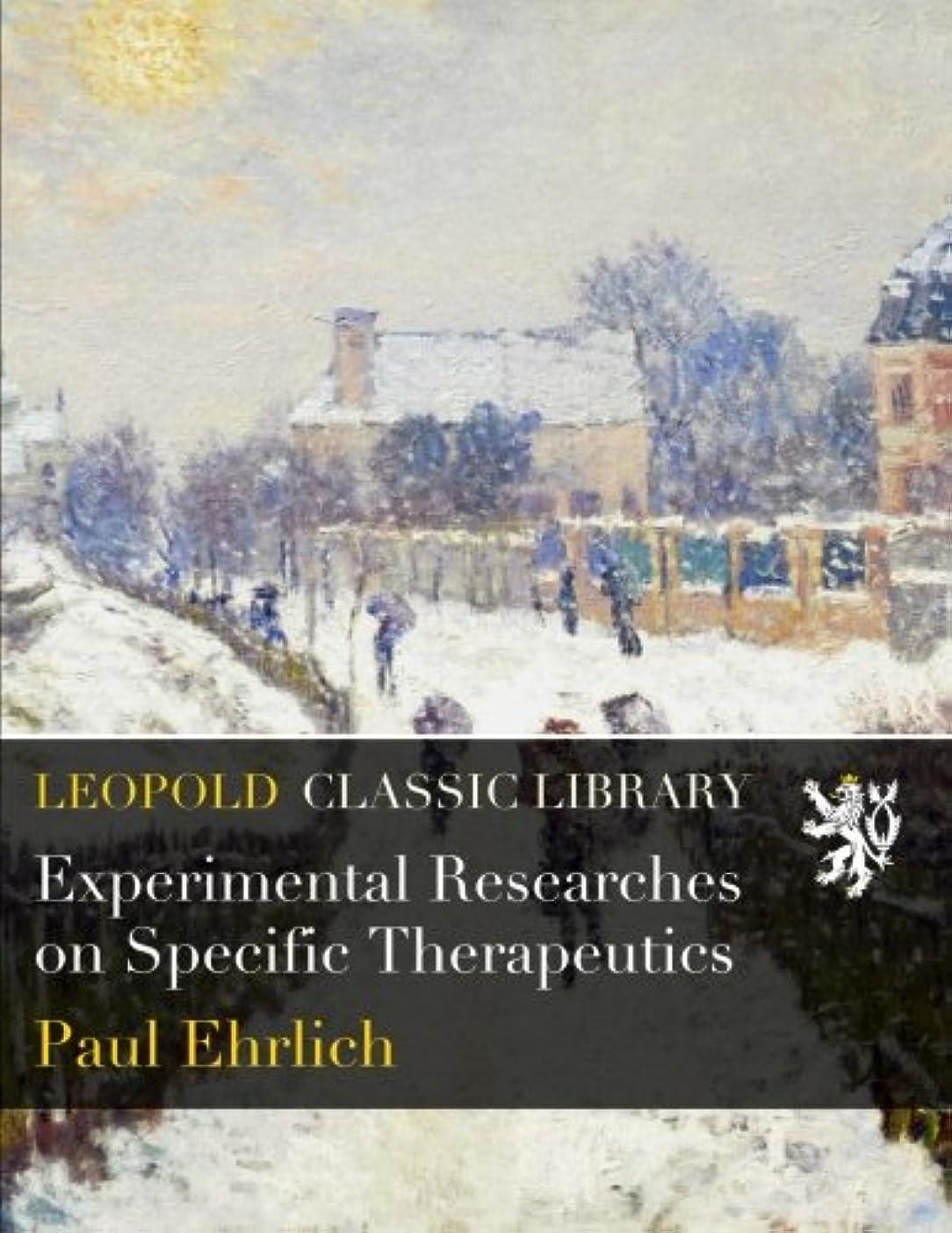 関数ストリップアーサーコナンドイルExperimental Researches on Specific Therapeutics