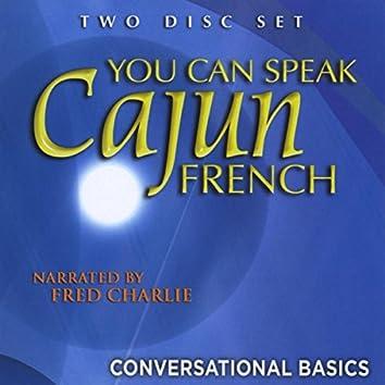 You Can Speak Cajun French