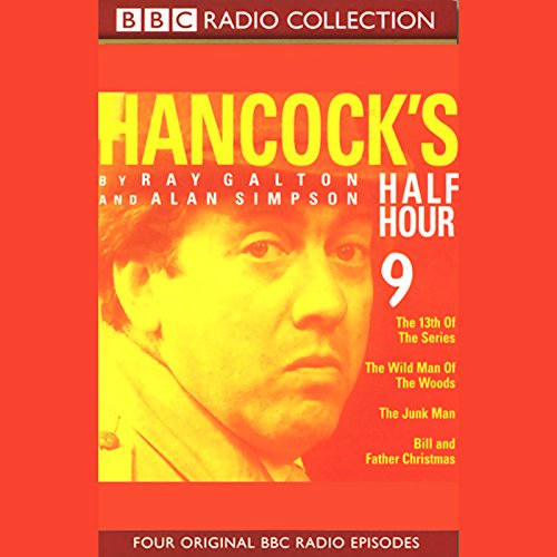 Hancock's Half Hour 9 cover art