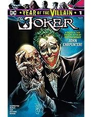 Joker: Year of the Villain (2019-) #1 (DC's Year of the Villain (2019-)) (English Edition)