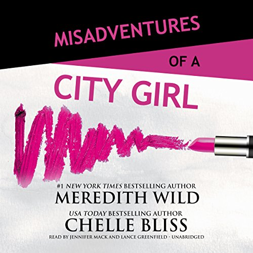 Page de couverture de Misadventures of a City Girl