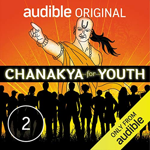 Introduction - Chanakya the Young Visionary cover art