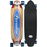Paradise Downhill Racer Longboard Complete Built Tough Racing Speed Board 10x38