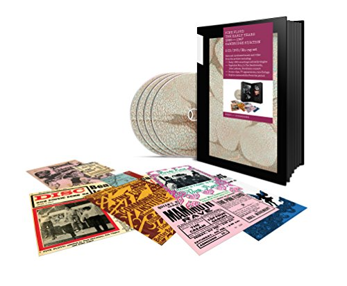 1965-1967 Cambridge St / Ation (2Cd+Dvd+Br)
