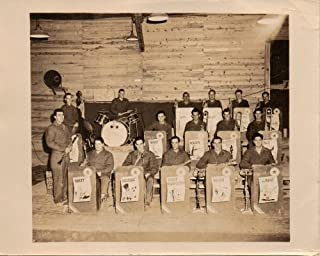 An American Musician's Experiences During World War II