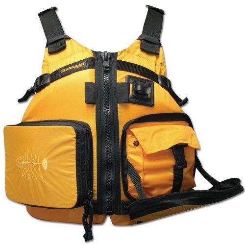 Stohlquist Piseas Personal Floatation Device, Mango, Small/Medium