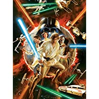 Star Wars Fine Art Collection 1000-Piece Jigsaw Puzzle
